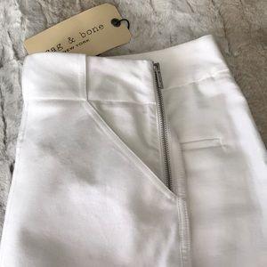 rag & bone Skirts - Rag and Bone White Skirt